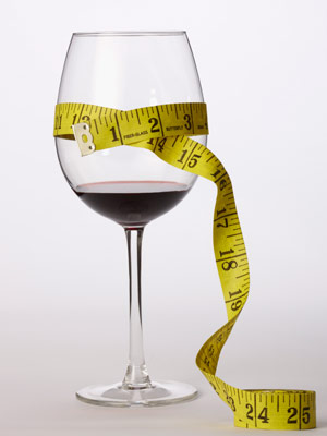 alcohol and duromine weight loss