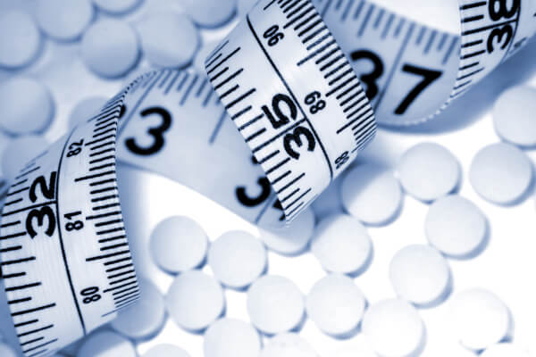 measure weight loss results with Duromine tablets